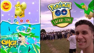 DO NOT MISS OUT ON THIS! NEW Rewards, Shinies, Research + Yokosuka Safari Zone in Pokémon GO!