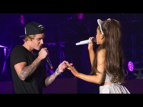 Ariana Grande & Justin Bieber  Love Me Harder