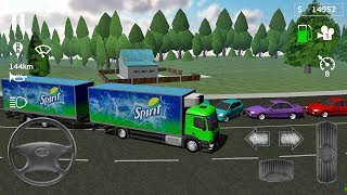 Cargo Transport Simulator #15 TRAFFIC FAIL! - Android IOS gameplay #truckgames