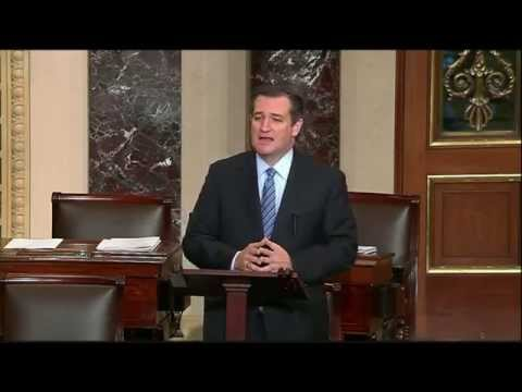Sen. Cruz: The Real Story of What Is Happening in Washington