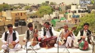 Gulzar Ahmad Ganie and Group perform for BalconyTV Delhi Subscribe ...