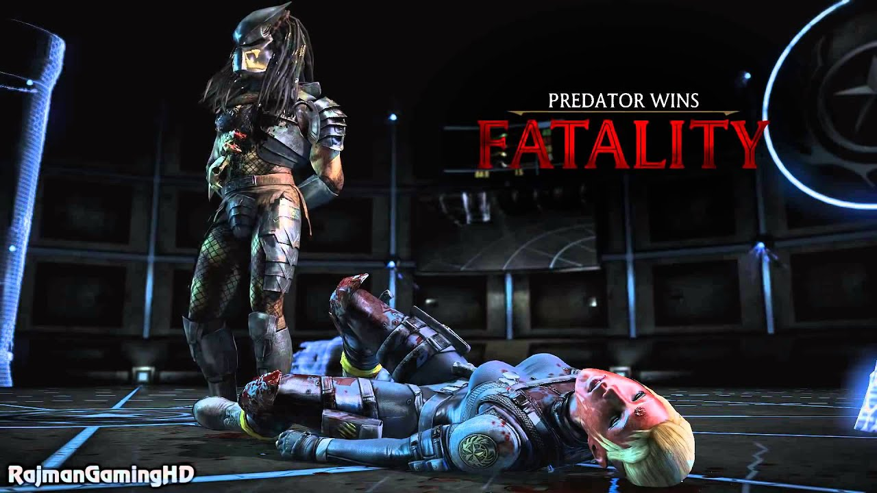 What does predator