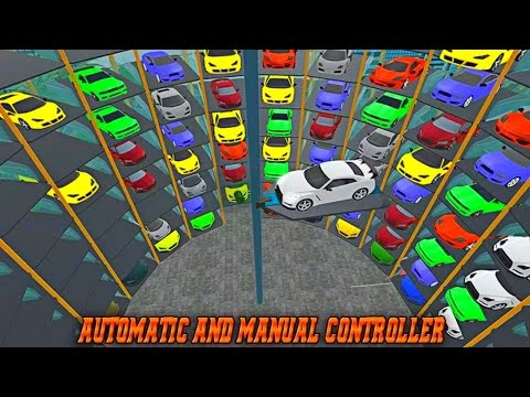 Vertical Car Parking - Best Android Gameplay HD