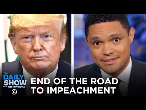 Everything You Need to Know: Trump's Tremendous Road Since Impeachment | The Daily Show