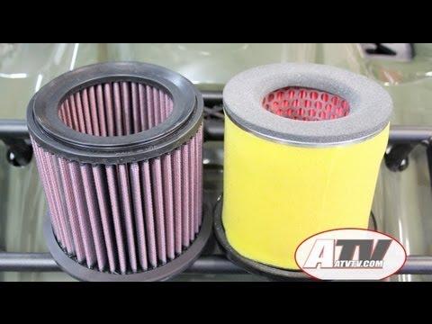 Suzuki King Quad Oil Filter