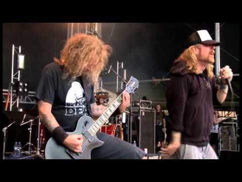 Lock Up - Necropolis Transparent & Vomiting Evil - Live at Brutal Assault 2012