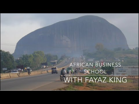 African Business School with Fayaz King - A Lesson on Asking for Help