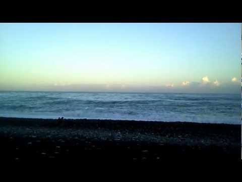 """""""OJIGAHAMA (Pacific Ocean)"""" Shingu, Wakayama Prefecture, Japan王子ヶ浜8月2日"""