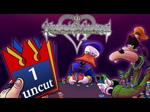 Let's Play Kingdom Hearts Re:Chain of Memories 01 (Uncut): Traverse Town Part 1