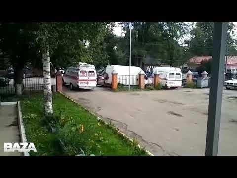 Полиция запретила выезжать скорой помощи на вызовы во время визита Патриарха в Сергиев Посад