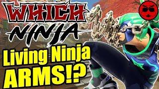 ARMS Ninjara is a Living Ninja Weapon!? - Gaijin Goombah