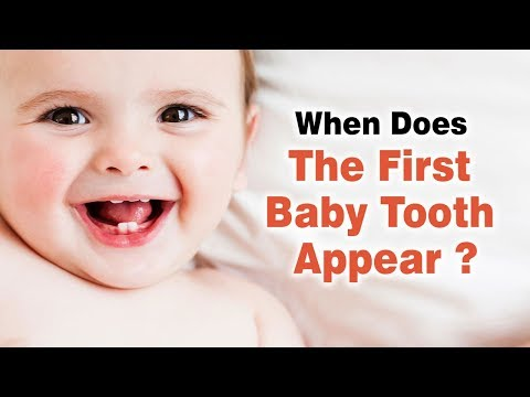 Signs And Symptoms Of Teething | First Baby Tooth Appear  |  Teething Symptoms