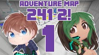 241-2! - Episode 1 | Minecraft Adventure map