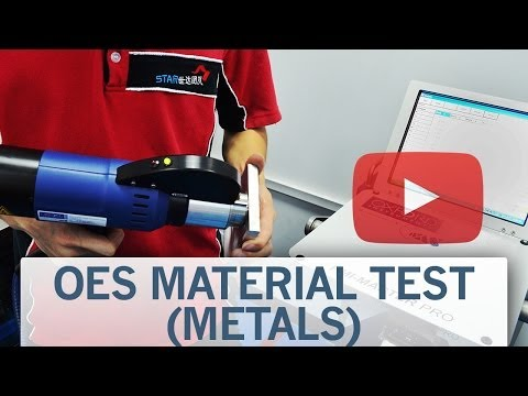 How it's done: Testing metal quality with an Optical Emissions Spectrometer (OES)