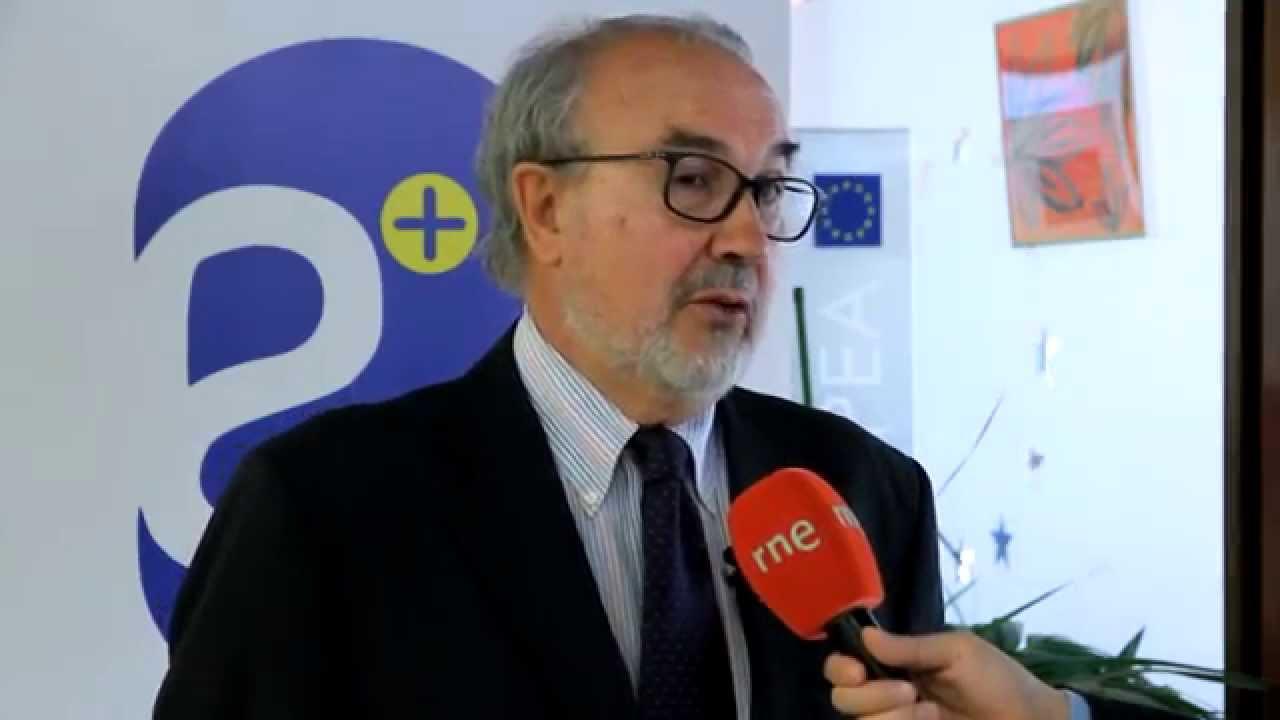 Pedro Solbes en 30 años de España en la UE