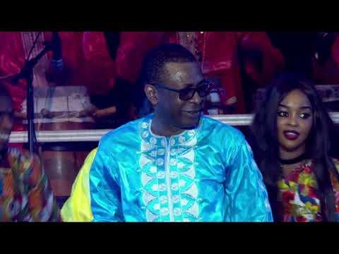 Youssou Ndour - SERIGNE MBACKÉ SOKHNA LO - VIDEO BERCY 2017