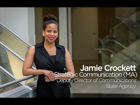 Jamie Crockett: School of Journalism, University of Missouri