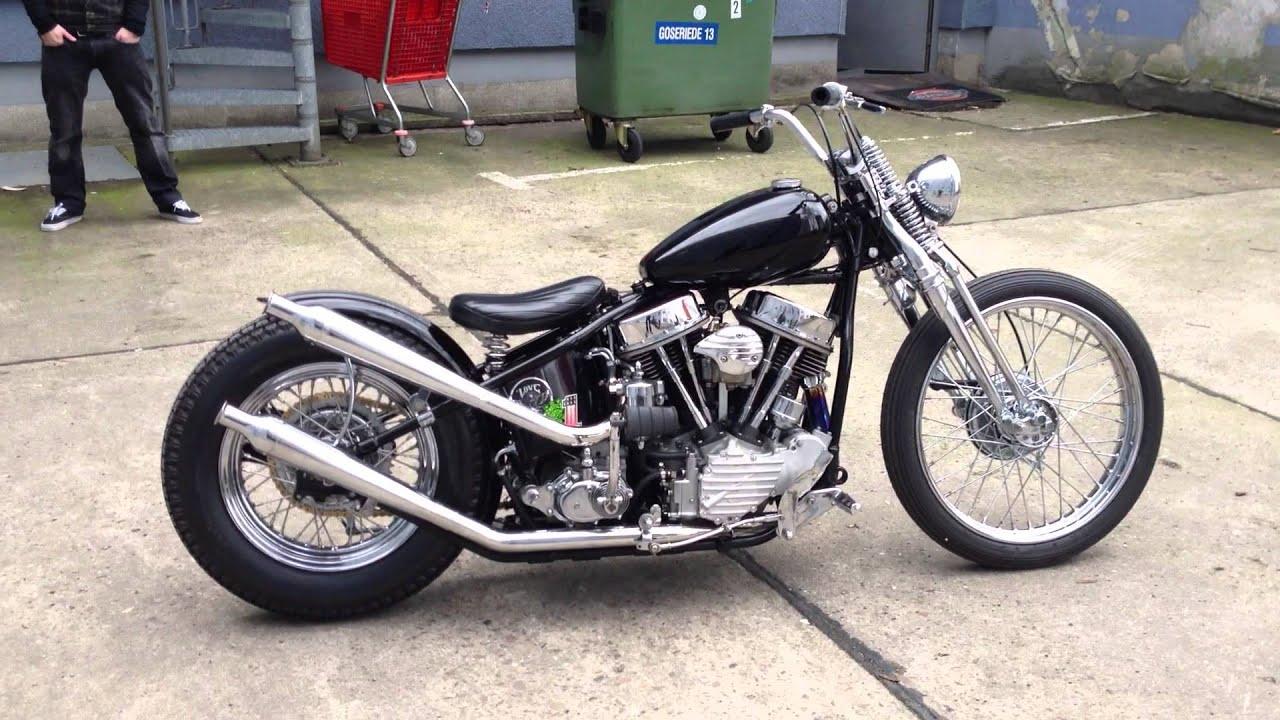 Harley Davidson: Harley 1949 Panhead