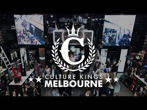 CULTURE KINGS MELBOURNE OPENING DAY FT. FRENCH MONTANA