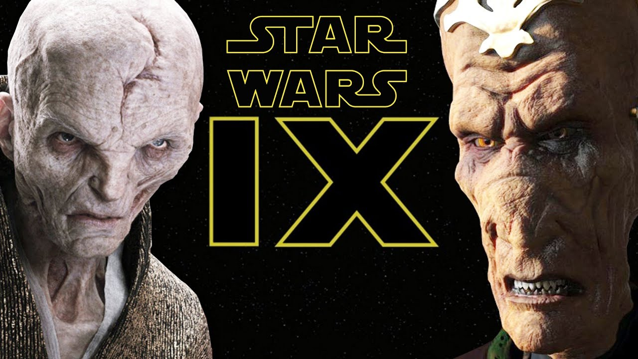 Episode 9 Will Tie The Three Trilogies Together – STAR WARS