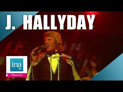 "Johnny Hallyday "" Le feu""   Archive INA"