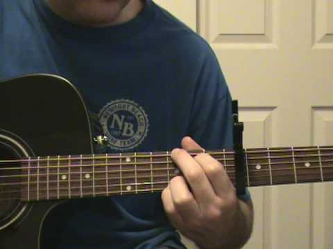 Colbie Caillat Realize Guitar Lesson