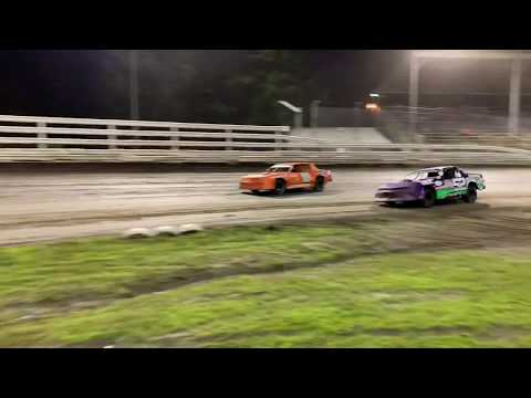 Southern Iowa Speedway Stock Car A-Main 7-10-12