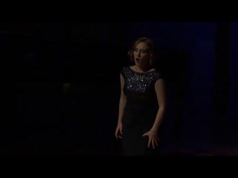 """Alicia Marie Suschena, soprano """"O zittre nicht"""""""