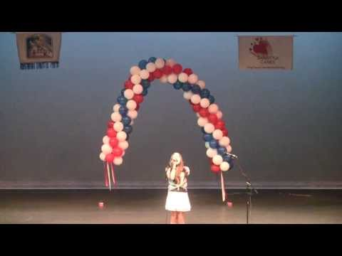 Saratoga's Got Talent 2013 GORY DETAILS VIDEO 09/14