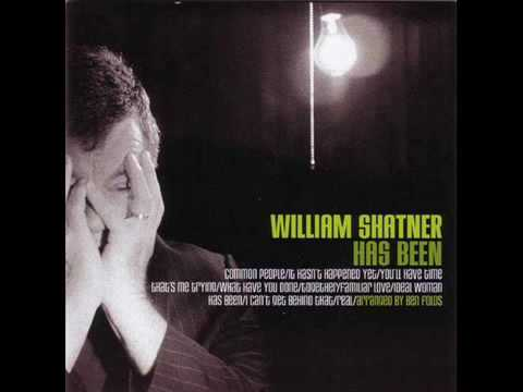 William Shatner - Common People