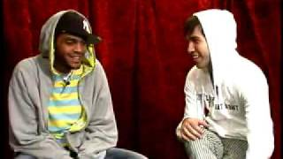 Pete Wentz / Travie McCoy: A Conversation (Part 1)
