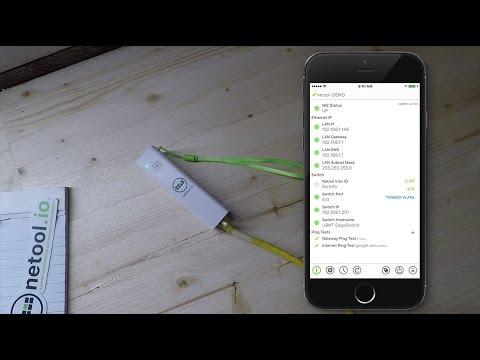 Netool.io - Demonstration Video