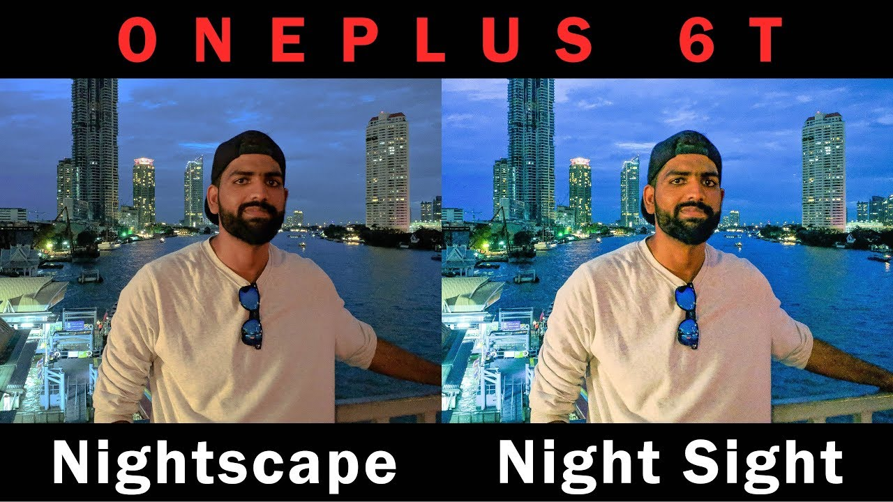 OnePlus 6T: Nightscape vs Night Sight | Stock Cam vs Gcam in Low Light!