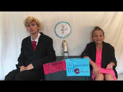 Noelle Martin's Student Council Campaign Video