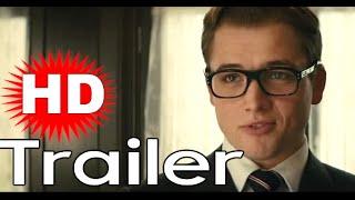 Kingsman: The Secret Service Trailer (2015) Colin Firth, Movie [HD]