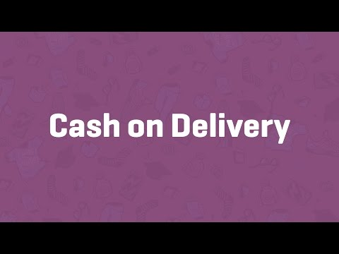 Cash on Delivery - WooCommerce Guided Tour