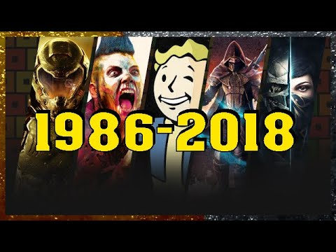 Download All Bethesda Games 1986-2018