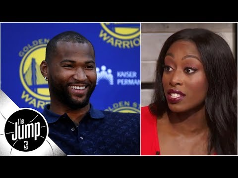 DeMarcus Cousins is dunking again: How scary is this for rest of NBA? | The Jump | ESPN