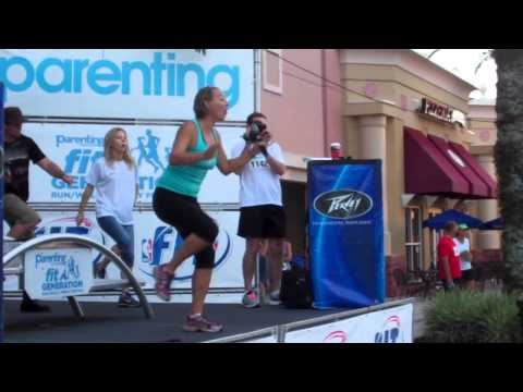 Warm Up At Fit Generation 5K