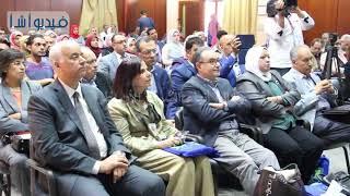 بالفيديو: احتفالية مشروع الطرق المؤدية إلى التعليم العالى في مصر