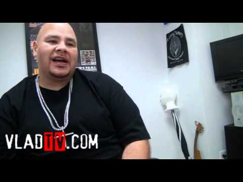 Exclusive: Fat Joe on his $4 Million Mansion & his wife being the bigger gangster