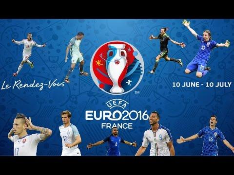 10 BEST EURO 2016 GOALS! (EUROPEAN CHAMPIONSHIP 2016 GROUP STAGE)