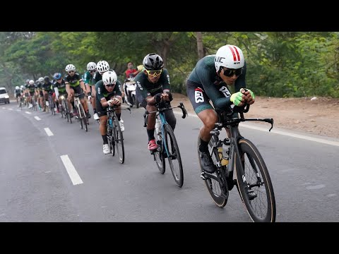 Pushing The Limit Jakarta Semarang by KGB Racing (466km in 12 Hour)