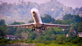 pesawat pensil take off garuda indonesia bombardier crj1000 pesawat terbang garuda indonesia