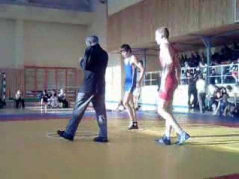 Alvis Zabitis Greco-Roman Wrestling