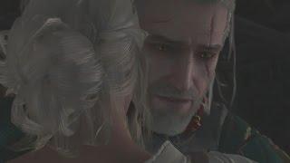 The Witcher 3 Wild Hunt Geralt Finds Ciri / Geralt Meets Ciri Again