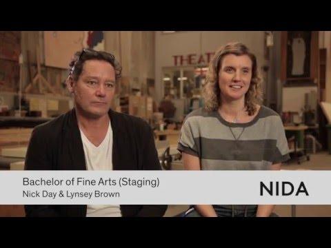 NIDA Bachelor of Fine Arts (Staging)