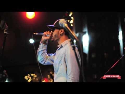"Chase N. Cashe | ""Gumbeaux"" EPK Video | 03.08.2011."
