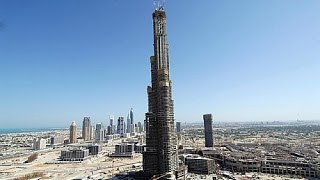 CONSTRUCTION OF BURJ KHALIFA (ENGLISH)