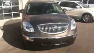 Used 2009 Buick Enclave for sale in Lethbridge Alberta | Davis GMC Buick